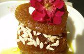 Potiron recette Halwa (Dessert indien)
