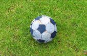 Football ballon football maison