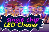 LED Chaser (circuit monopuce)