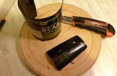 Protège-poignet Kettlebell DIY