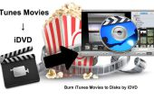 Graver des films sur disques d'iTunes par iDVD (Mac)