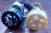2 roues motrices bricolage hors route mini voiture électrique
