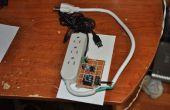 USB alimenté interrupteur Clap - HW extrêmement peu requis !