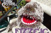 Dark Crystal Fizzgig inspiré marionnettes