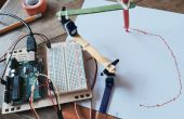 Traceur de simple Arduino XY