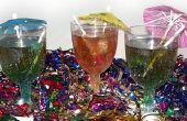 Recette du nouvel an : mousseux Dum Dums boissons pour les enfants