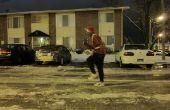 S'habiller pour l'exécution d'hiver (Minnesota)
