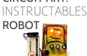 Circuit Art : Instructables Robot