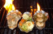 Shell Cooking