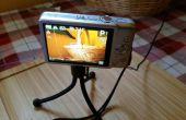 USB alimenté caméra / Canon PowerShot ELPH batterie Hack