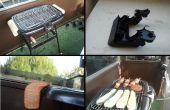 Des poignées personnalisées pour un barbecue électrique