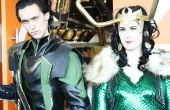 Avengers - Costume de Loki s'émerveille