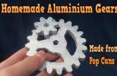 Monter des engrenages en Aluminium