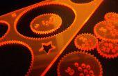 Concevoir un jouet de type Spirograph découpés au laser