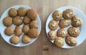 Cookies de marmelade d'orange !