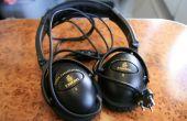 Hack An Airline bruit annulation casque pour utilisation avec PC
