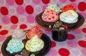 Boîte de gâteau comestible DIY