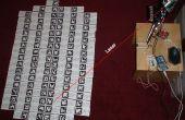Machine pratique Hyakunin Isshu (jeu japonais Carta)