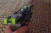 Vert néon Lego pistolet Laser