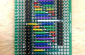 9-Charlieplexor (9 broches pour 72 LEDs)