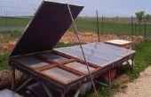 Un déshydrateur de nourriture solaire rayonnante qui ne combat pas physique - GeoPathfinder.com