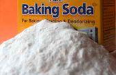 Bicarbonate de soude - la poudre magique de cuisine.