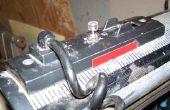 Remplacement interrupteur - bras Radial artisan a vu