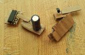 Circuit facile à fabriquer tuiles