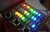 Micropoint - montre de poignet montre LED modèle
