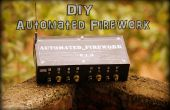 DIY automatique feu d'artifice à l'aide de Smartphone