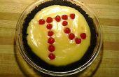 Tarte au citron Pi