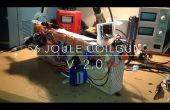 56 Coilgun Joule de pièces récupérées v2.0