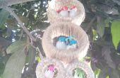 BRICOLAGE - artificiel String nid