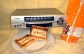 Comment faire un grille-pain vidéo VHS