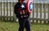 WW2 ultime Costume de Captain America