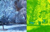 Analyse infrarouge bricolage