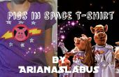 Pigs in Space T-Shirt / Logo