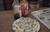 Faire des sushis facile