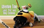 ADVENTURE TIME JAKE le chien - chien COSTUME