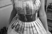 Coudre une robe du journal