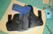How to Make Your Own Hybrid IWB Holster