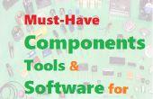 Must-Have des composants, des outils et des logiciels pour Arduinoist