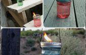 Bug répulsif Torches Jar