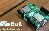 Boulon d'interfaçage avec Arduino : Boulon UART