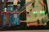Bluetooth sous contrôle RGB LED lampe