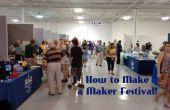 Comment faire un Festival Maker
