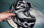 Comment : Nettoyer votre casque de moto