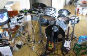 Comment faire votre vrai Drum Kit travail avec Rock Band sur Playstation 3
