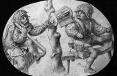 Plan de lanterne médiévales