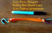 Bungees Itty-Bitty : Faire des mini sandow de bracelets en caoutchouc